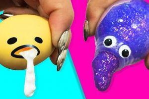 3 Mainan jadul ini nggak kalah seru dari squishy