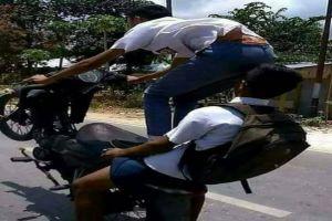 10 Foto kelakuan kocak ini hanya ada di Indonesia