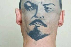 Tato di kepala ini uniknya bikin jadi pusat perhatian