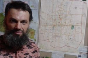Kenalin Anton Krotov, bacpacker  yang keliling dunia tanpa modal