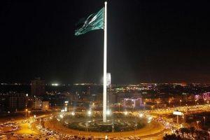 Tiang bendera 9 negara ini paling tinggi di dunia