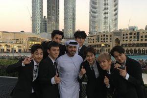 Upload foto sama, filter siapa paling bagus antara Chanyeol dan Sehun?