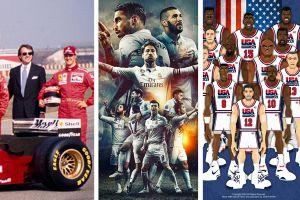 5 Dream Team yang pernah ada di berbagai cabang olahraga