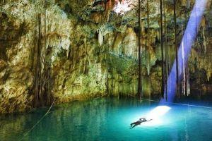 Mengintip potret menakjubkan Gua Krubera, gua paling dalam di dunia