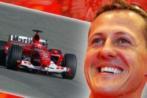 Kondisi Schumacher di hari ulang tahunnya ke-49 ini mengharukan