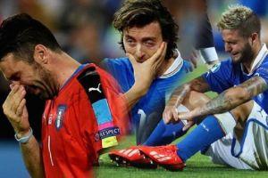 Italia gagal ke Piala Dunia Rusia, bagaikan dunia tanpa pizza