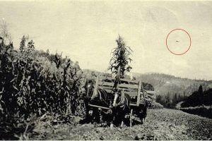 5 Foto ini diyakini berhasil mengabadikan penampakan UFO