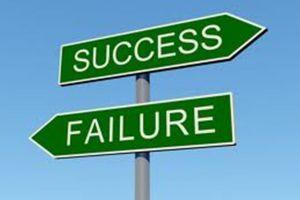 7 Ilustrasi gambarkan sudut pandang orang sukses vs orang tidak sukses