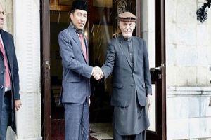 Deretan kisah penuh makna saat Jokowi kunjungan ke Afganistan