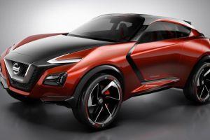 Desain menawan Nissan Juke 2018, ala-ala mobil Batman