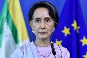 Rumah pemimpin Myanmar diserang bom molotov