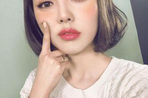 5 Gaya rambut ala Beauty Vlogger Korea Pony, tetap kece dan hits