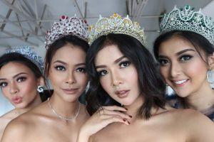 18 Potret keseruan DeBuNaKen, geng kompak Puteri Indonesia 2017