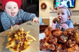 10 Potret Baby Fiona, anak food blogger yang lucunya nggak ketulungan