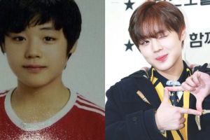 Transformasi Park Ji-hoon Wanna One, ganteng dari kecil tanpa oplas