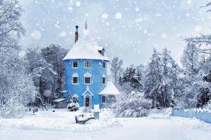 20 Tempat ini selalu indah saat musim dingin, traveler wajib ke sini