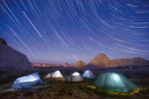 20 Karya foto panorama malam hari yang bakal manjakan matamu, top abis