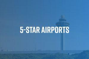 8 Bandara ini mendapat predikat bintang lima, terbaik di dunia