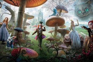 5 Inspirasi outfit ala film Alice in Wonderland dengan sentuhan modern