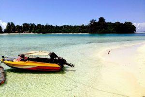 Samber Gelap, surga traveling di Kalimantan Selatan