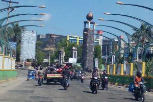 Indahnya panorama Kota Padangsidempuan dari ketinggian, yuk ke sana