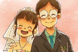 10 Komik strip gambarkan indahnya pernikahan, bikin baper