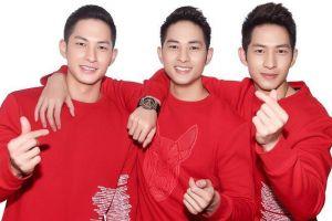 10 Potret gantengnya Luu Brothers, aktor kembar 3 di film Pacific Rim