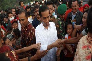 4 Tamu kenegaraan penting ini antusias diajak blusukan Jokowi