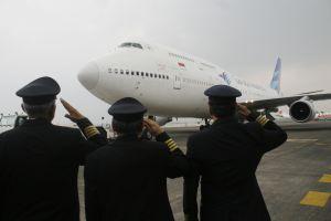 Inilah 'Queen Of The Skies' yang pernah menghiasi langit Indonesia