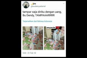 17 Cuitan 'Bu Dendy' ini jadi trending di Twitter, gokil abis