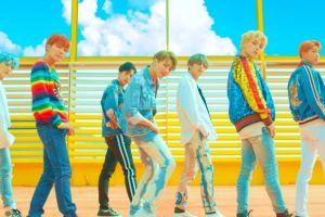 Wow, MV BTS ini raih rekor 300 juta kali tayang dengan waktu tercepat