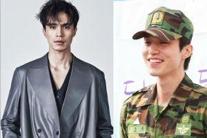 10 Potret Lee Dong Wook, Si Ganteng yang sukses membuat Suzy Move On
