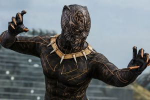 2 Alasan yang bikin film Black Panther menghebohkan Indonesia