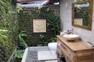 9 Ide penataan kamar mandi ini simpel tapi elegan, bisa jadi inspirasi