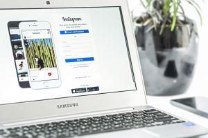 Cara mudah upload foto di Instagram dari PC