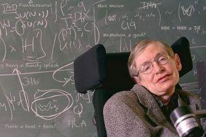 Stephen Hawking, fisikawan yang melampaui ruang dan waktu