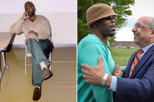 Apes, setelah 22 tahun dipenjara ternyata pria ini tak bersalah