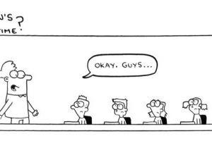 7 Komik lucu ini tunjukkan gimana susahnya jadi guru