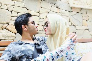 11 Potret harmonis keluarga Lukman Azhari dan Medina Zein, so sweet!