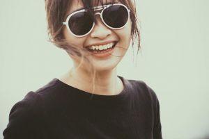 11 Gaya dan ekspresi Gritte Agatha, simpel dan santai