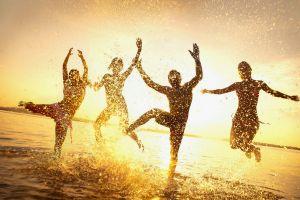 Lakukan 5 kebiasaan ini biar hidupmu bisa selalu positif & bahagia