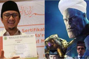 Unggah Avengers edisi Ramadan, warganet banjiri IG Ustaz Yusuf Mansur
