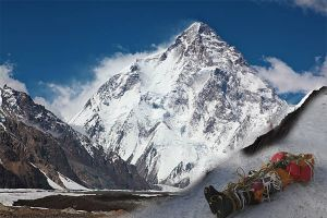 5 Fakta seram puncak K2, gunung yang lebih sulit didaki dari Everest