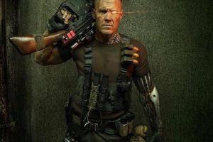 Mengenal Cable, sosok villain yang bakal muncul dalam Film Deadpool 2