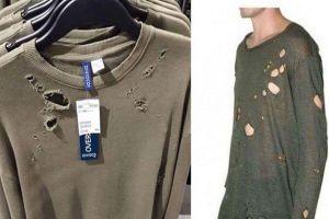 4 Pakaian ini bikin kamu bayar mahal cuma buat tampil lusuh, kok bisa?