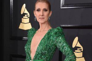 Meski sudah kepala lima, gaya Celine Dion tetap fashionable