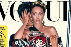 Ini 5 cover majalah Vogue yang kontroversial