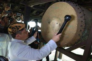 Dlugdag, tradisi menyambut Ramadan khas Keraton Kasepuhan Cirebon