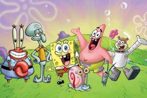 Ini 10 tokoh figuran yang sering tampil di kartun Spongebob Squarepant