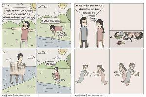 7 Komik gambarkan ekspektasi tak selalu berjalan lurus dengan kenyataa